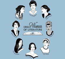 Great Women of Literature T-Shirt