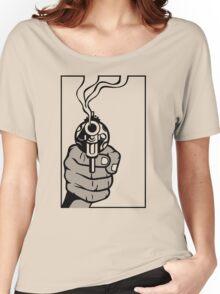 Smoking Gun Women's Relaxed Fit T-Shirt