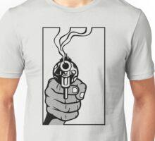 Smoking Gun Unisex T-Shirt