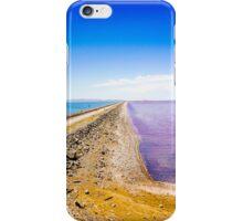 Great Salt Lake Causeway iPhone Case/Skin