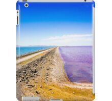 Great Salt Lake Causeway iPad Case/Skin