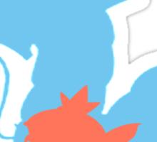 The Sea Dragon Sticker