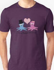 I'm a Sucker For You! Cute Octopi Unisex T-Shirt