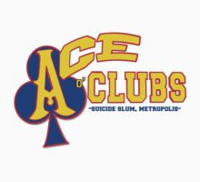 Ace o' Clubs Metropolis Rec League Softball T by G. Patrick Colvin