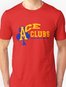 Ace o' Clubs Metropolis Rec League Softball T Unisex T-Shirt
