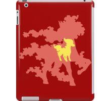 The Fire Horse iPad Case/Skin
