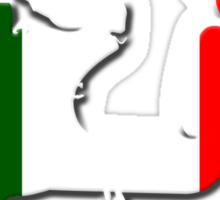 Vespa Italia Sticker