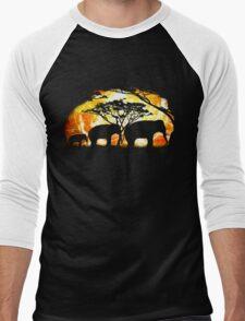 caravan of the seers tee Men's Baseball ¾ T-Shirt