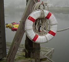 Booth Bay Harbor by Elizabeth Heir