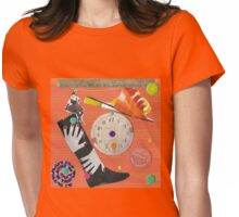 It's Shoe Time! Womens Fitted T-Shirt