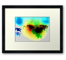 Serial Experiments Framed Print