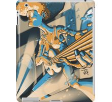 5 String Bass Assault iPad Case/Skin