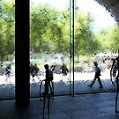 NGV Water Wall by Maggie Hegarty