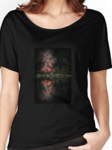Lost In The Autumn Of Eternity Women's Relaxed Fit T-Shirt