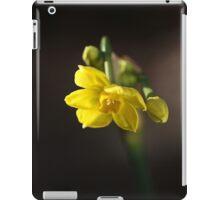 Jonquil iPad Case/Skin