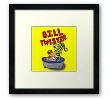 Bill Twister Framed Print