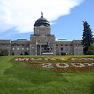 Montana State Capitol Helena by pjminnieandmax