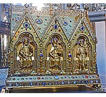 Reliquary Casket Of Charles the Good Photographic Print