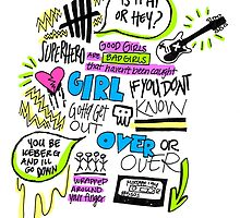 5SOS Doodles One by smashirwin