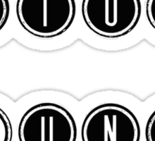 Uptown Funk! Sticker