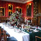 Table Set - Holker Hall by Marilyn Harris