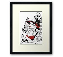 Bandita Candy Version 1 Framed Print