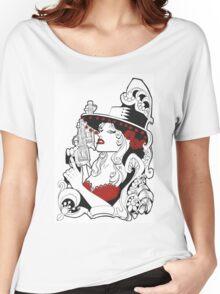Bandita Candy Version 1 Women's Relaxed Fit T-Shirt