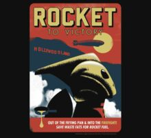 Rocket To Victory Kids Clothes