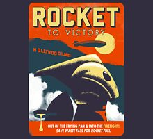 Rocket To Victory Unisex T-Shirt