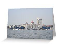 Taj Mahal Hotel, Mumbai Greeting Card