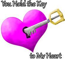 Kingdom Hearts Valentines by AnimeGamer