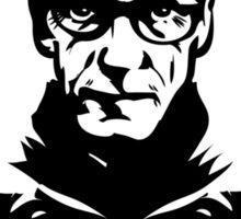 William S Burroughs revisted Sticker