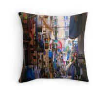 Napoli 01 Throw Pillow