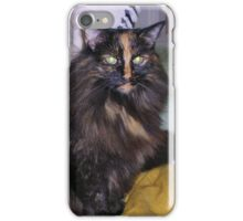 You Do Realise You Left A Piece of Lametta In My Chair? iPhone Case/Skin