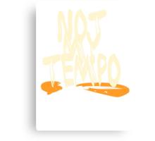 Whiplash - Not My Tempo Canvas Print