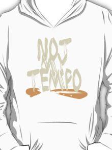 Whiplash - Not My Tempo T-Shirt