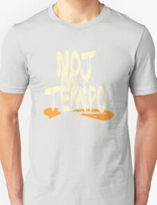Whiplash - Not My Tempo T-Shirt