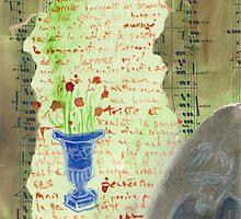 Le jardin du peintre by Ina Mar