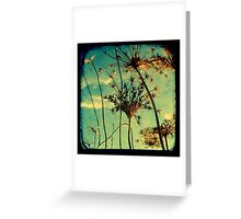 Head in the Clouds - TTV Greeting Card