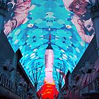Get ready for take off /Fremont Street Las Vegas!! by Rita  H. Ireland