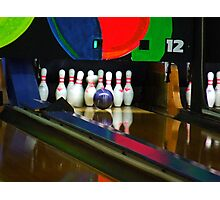 """Strike""?? Photographic Print"