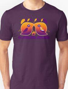 Sunset Love Birds TShirt T-Shirt