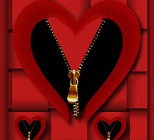 ELEGANT DESIGN HEART WEAVE ZIP PICTURE by ✿✿ Bonita ✿✿ ђєℓℓσ