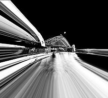 Sydney Harbour Bridge by DebGillmore