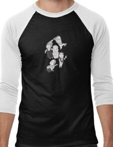 562 Babies Men's Baseball ¾ T-Shirt