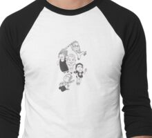 562 Babies Men's Baseball ¾ T-Shirt