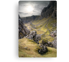Ancient Pathway Canvas Print