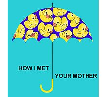 How I Met Your Mother. Photographic Print