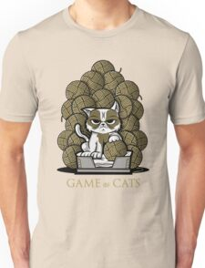 GAME OF CATS Unisex T-Shirt