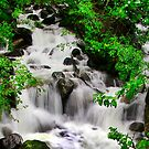 Waterfall in Alaska 2013 by maureenclark